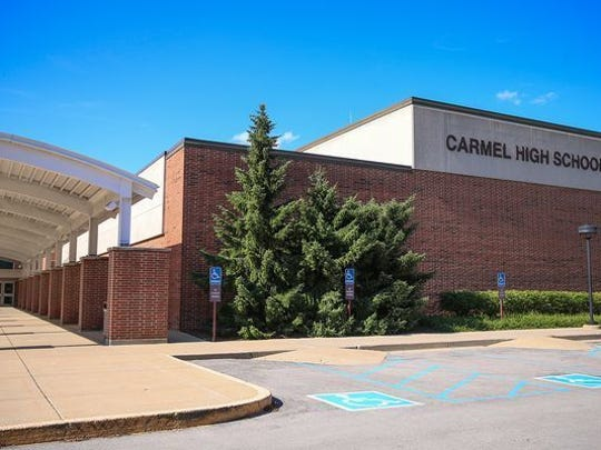 Carmel High School in 2017.