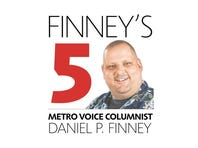 Finney 5: Other things for Trump to do in Iowa