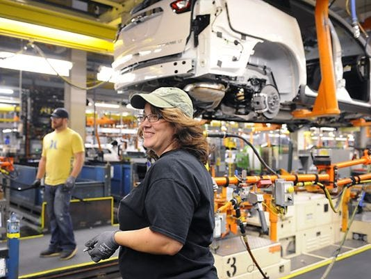 GM Plant Expansion