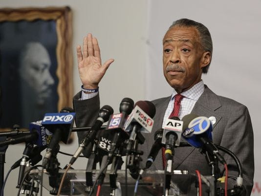Report: Al Sharpton owes $4.5 million in unpaid taxes