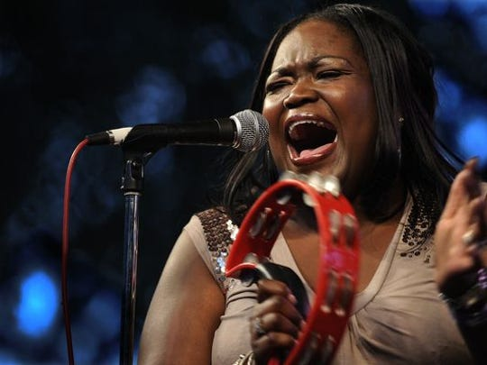 Shemekia Copeland will perform 7:30 p.m. Friday, July 18, at the Salem Art Fair.