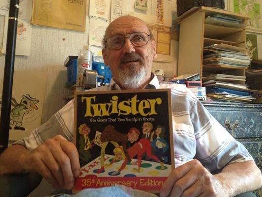 Twister master mind