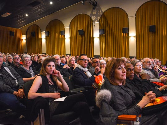 There was a full house at the Camelot Theatre on the festival's Closing Night.