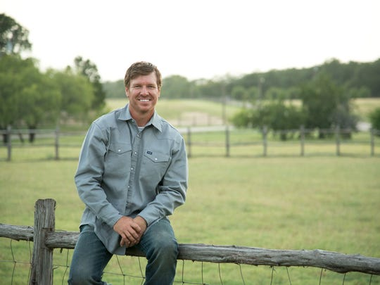 Chip Gaines, author of 'Capital Gaines'
