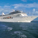 A fire broke out around 8:30 a.m. in the engine room of Oceania Cruises' Insignia Thursday morning while the ship was docked at Port Castries.