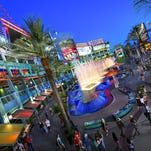 Westgate Entertainment District has plenty of dining, drinking and entertainment options.