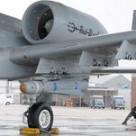A-10s from Selfridge Air National Guard Base, Mich., have deployed to Southwest Asia.