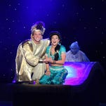 Aladdin at the Broadway Palm Dinner Theater