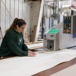 Manufacturer makes mark with specialty doors