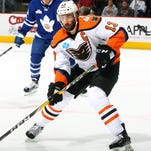 McDonald content leading Phantoms back to playoffs