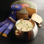 The Melting Pot serves up its world champion cheese fondue