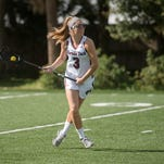 Florida Tech's Sara Grenier scored five goals in the Panthers loss to Assumption.