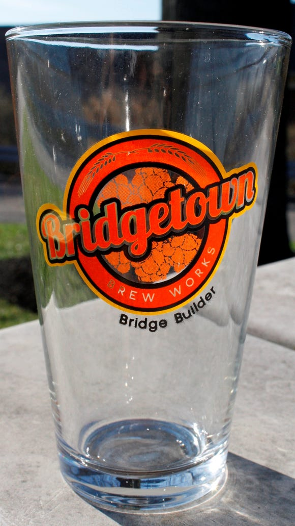 bridgetown brew works glass