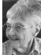 Sarah (Sally) B. Stong, 99