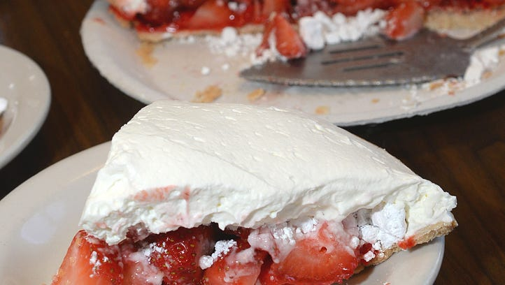 Strawn's Eat Shop ice box pies are a popular treat