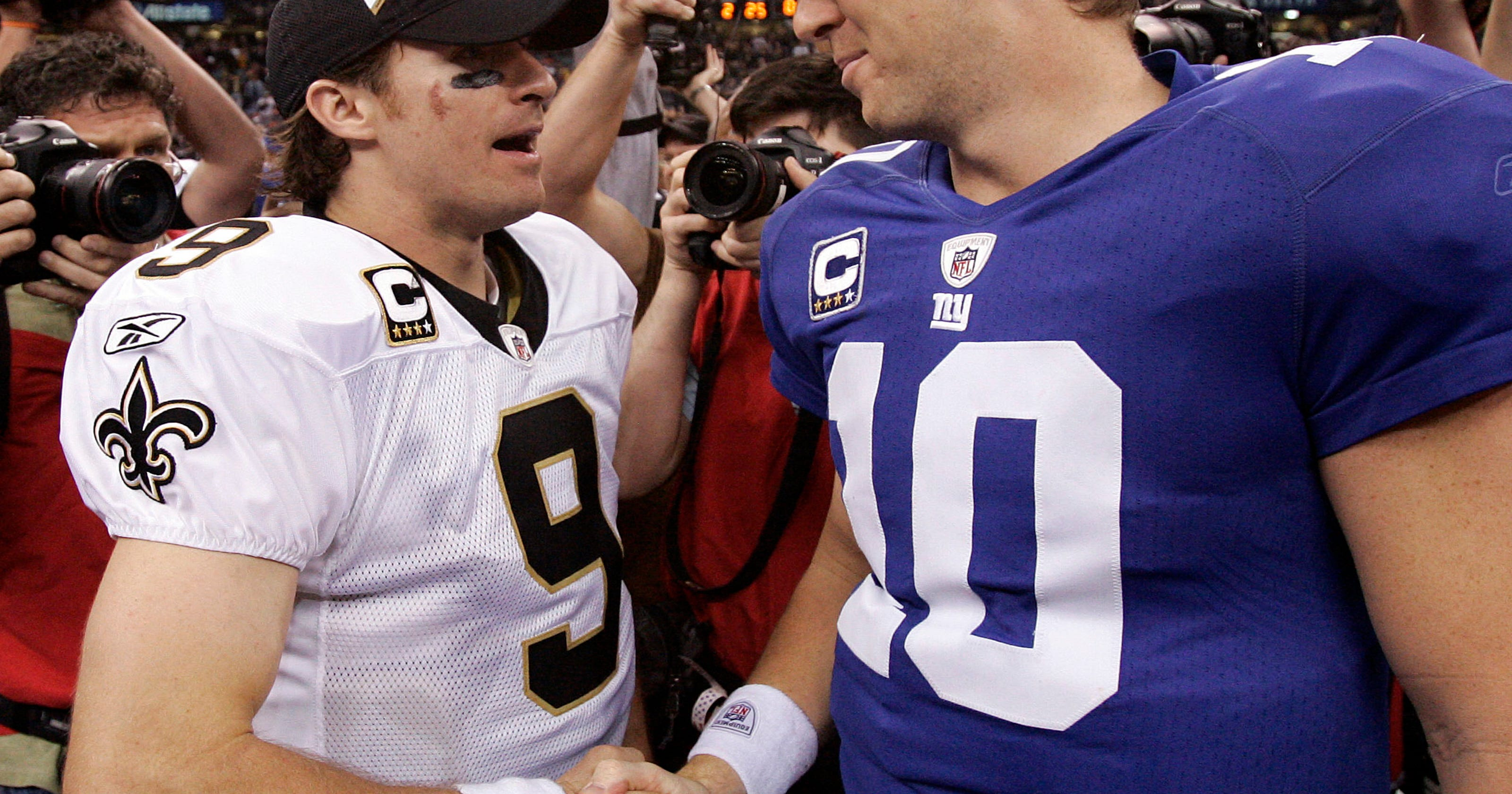 NY Giants  How Eli Manning can prove a lot more against Drew Brees than he  did in Houston f40ef799e