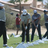 Pro, college events show golf is still a draw for the desert