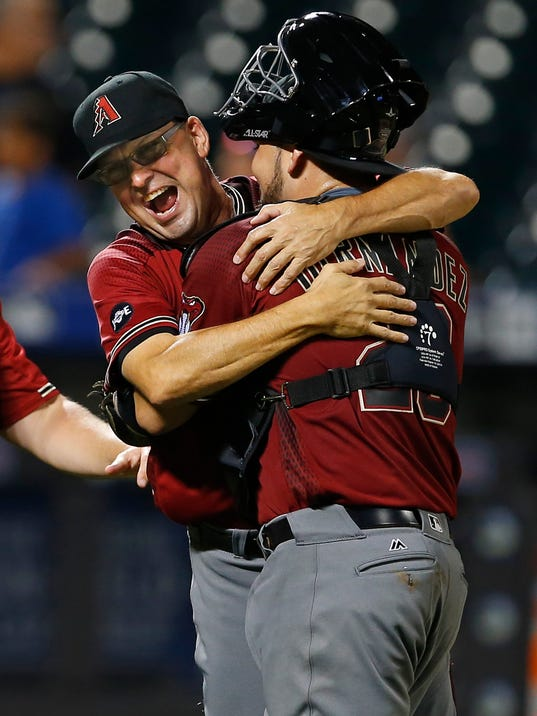 Arizona Diamondbacks v New York Mets