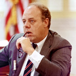 Trump shakes up his legal defense team with John Dowd's resignation
