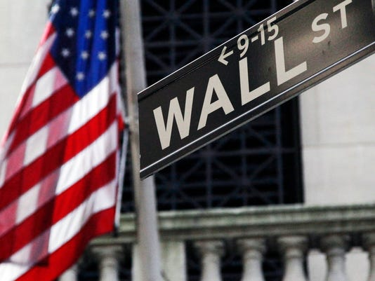 AP FINANCIAL MARKETS WALL STREET F FILE USA NY
