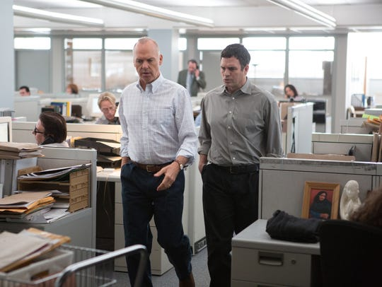 'Spotlight' is AARP's Best Picture for Grownups.