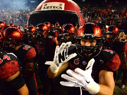 How much will the Aztecs have to celebrate this season?