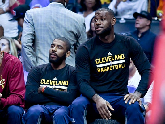 NBA: Cleveland Cavaliers at Los Angeles Clippers