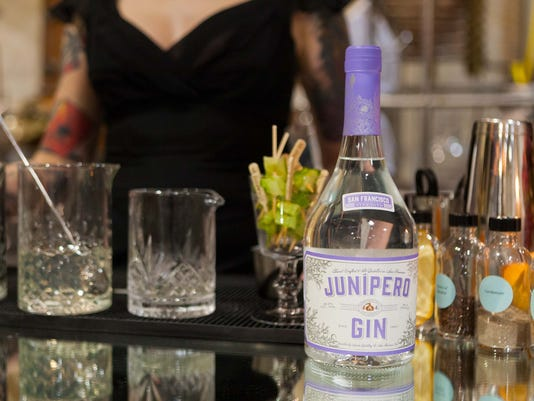 Anchor Distillery's 20 Years of Juniper Gin