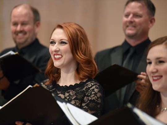 The Phoenix Chorale in concert in 2017.