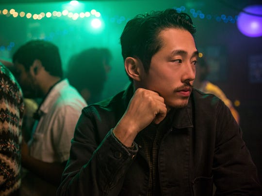 "Steven Yeun plays Squeeze in ""Sorry to Bother You."""