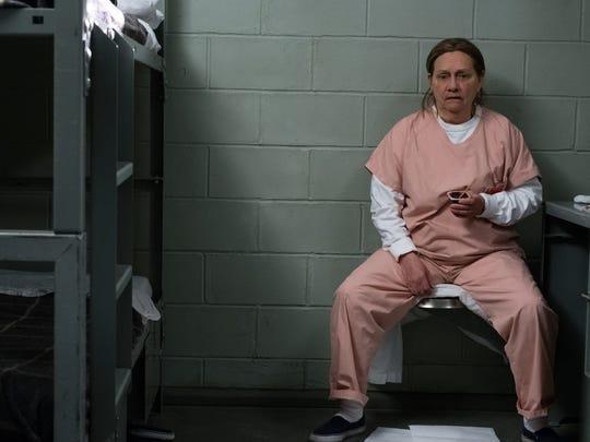 """Dale Soules in a scene from Season 6 of """"Orange Is"""