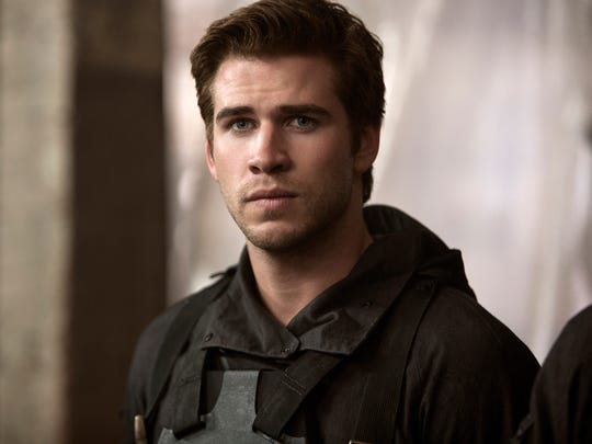 In this image released by Lionsgate, Liam Hemsworth