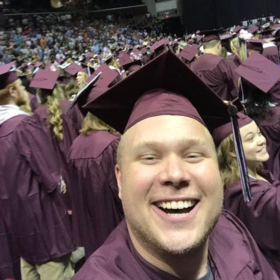 Local comedian Jaron Myers snuck into Missouri State's