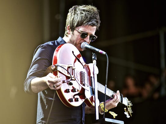 Noel Gallagher's High Flying Birds will perform Feb.