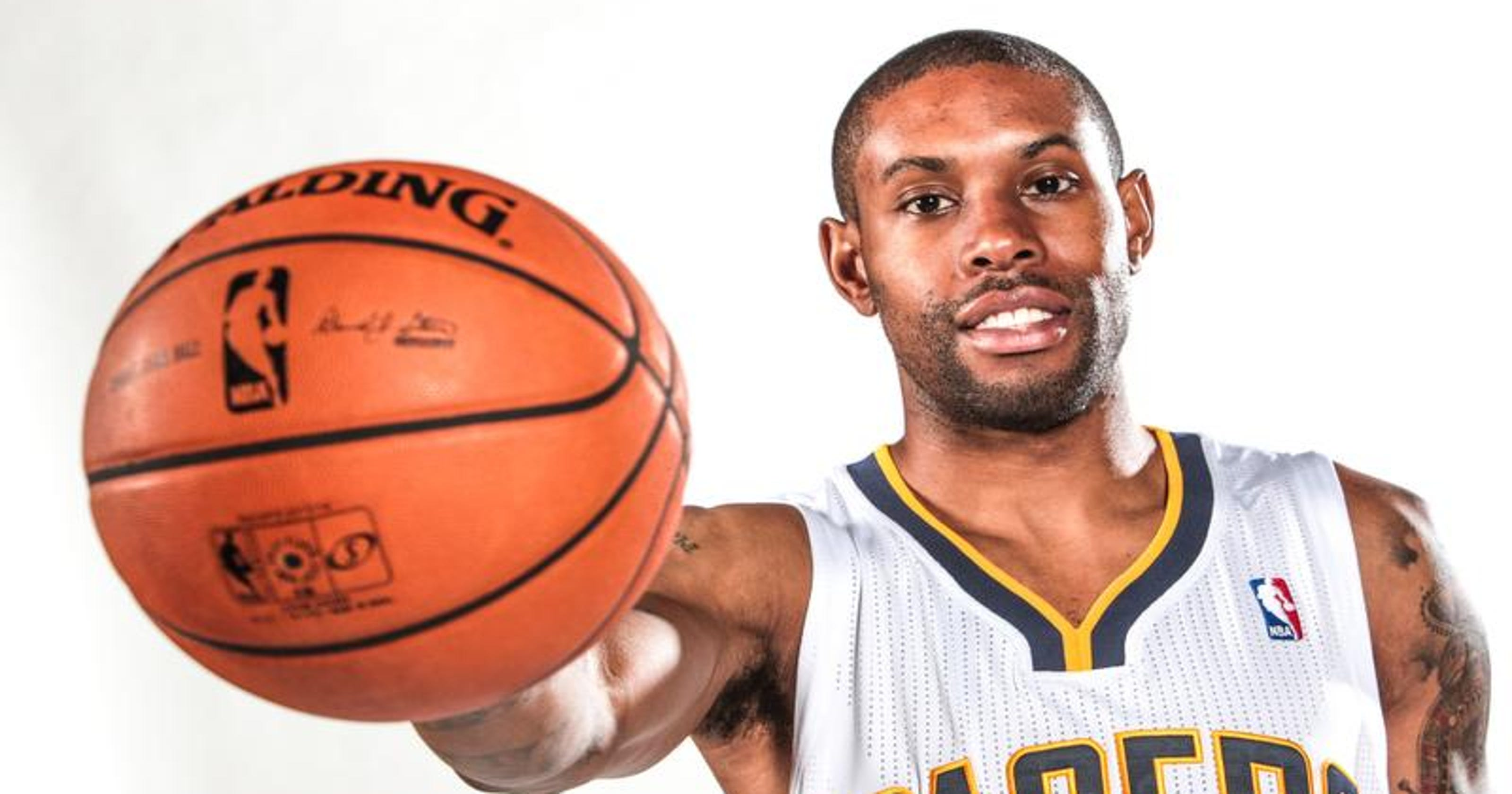 Experience coming off the bench led Indiana Pacers to C.J. Watson b3e138830