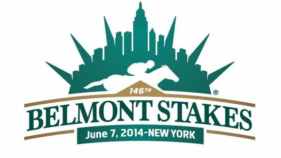 2014 Belmont Stakes logo