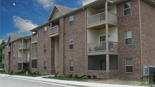 The Independence Oaks Apartments, built in 2012, were sold to a Pennsylvania-based company.