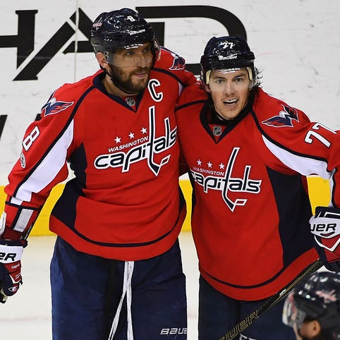 First place has added meaning for Capitals, Penguins, Blue Jackets