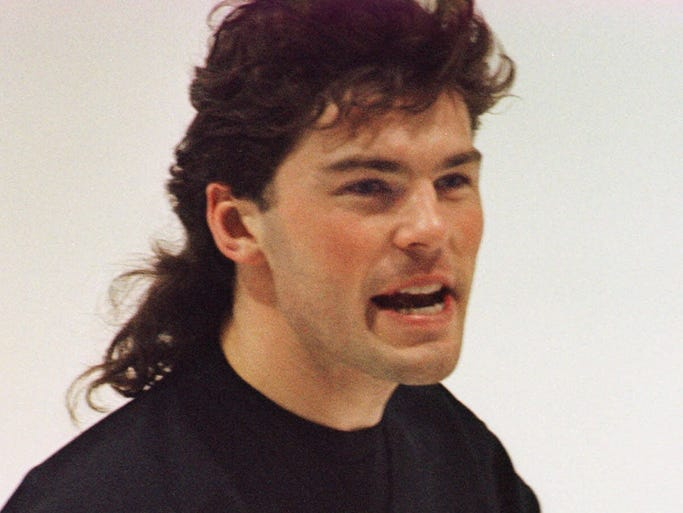 Jaromir Jagr, drafted by the Penguins fifth overall