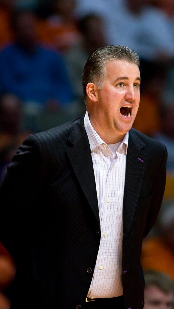 Purdue coach Matt Painter.