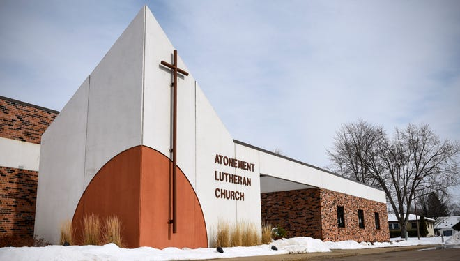 Atonement Lutheran Church shown Tuesday, Feb. 27, in St. Cloud State University.