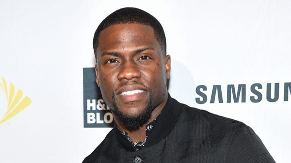 Kevin Hart at the 2015 Sprint NBA All-Star Celebrity