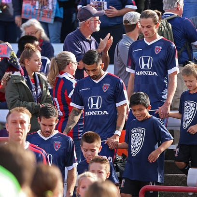 The future of Indy Eleven's league, the NASL, is in