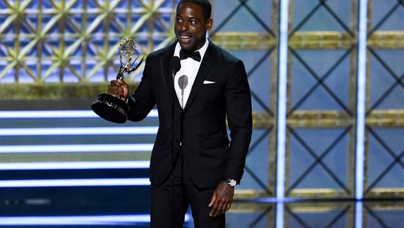 Sterling K. Brown won the Emmy Award for outstanding