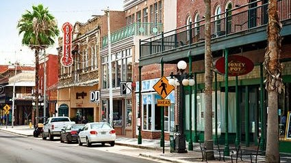 Ybor City was established in 1885 and annexed by Tampa in 1887.