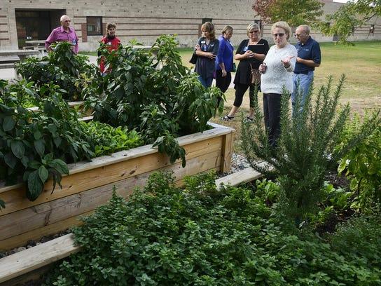 Foley School District Food Service Director Cheryl