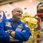 Twin astronaut to break NASA record in study