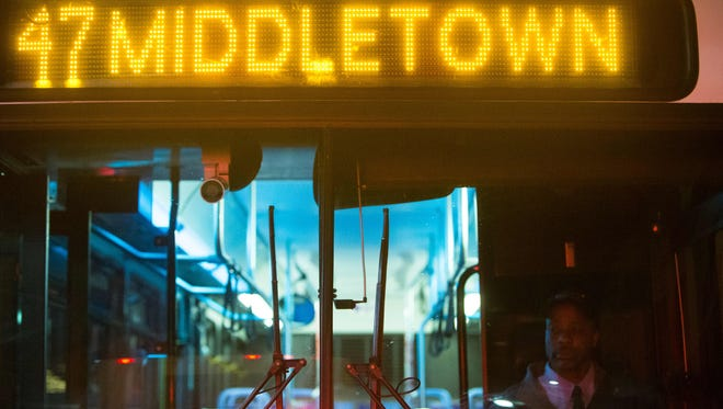 The Delaware Transit Corporation will receive $3.4 million to expand the New Castle County Bus Facility to increase transit service in and around Middletown.