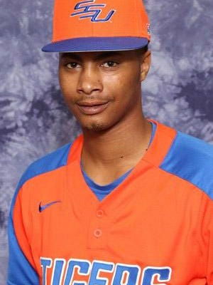 Ryan Daniel Murray-Green, a right-handed pitcher for the Savannah State University baseball team.