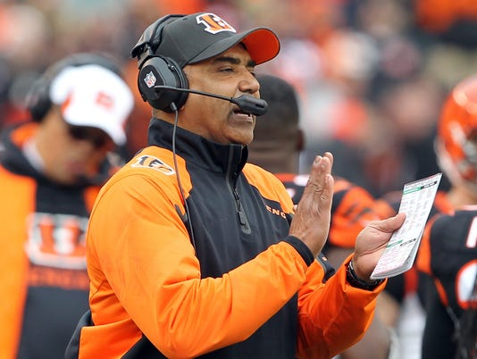 Bengals extend Marvin Lewis' deal into 2015